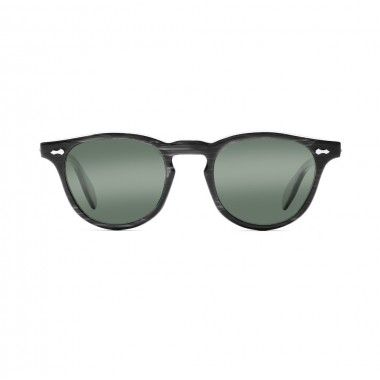 Universal Optical Mansfiled square black - green lens