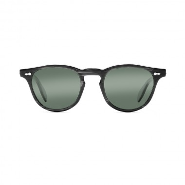 James Dean sunglasses Universal Optical Mansfield Square black green lens