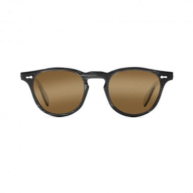 James Dean occhiali da sole Universal Optical Mansfield Square black lenti marroni